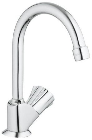 Grohe - Costa L - robinet lave-mains - bec orientable