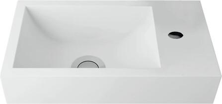 Van Marcke Origine - Keyna - handwasbakje - rechts