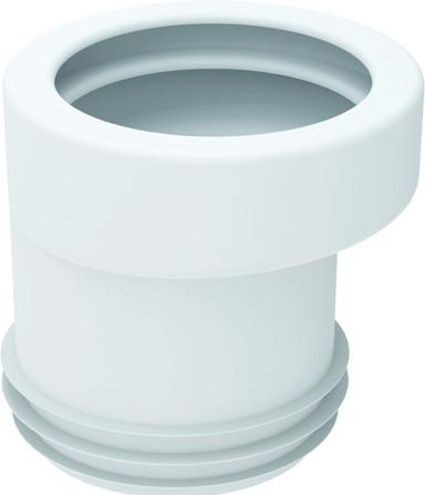 manchette pour WC - excentrée